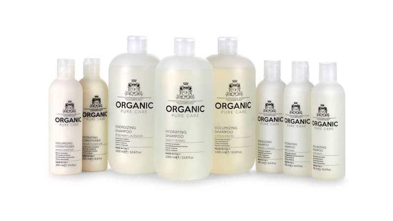 WELLNESS – SZAMPONY I ODŻYWKI organic pure care