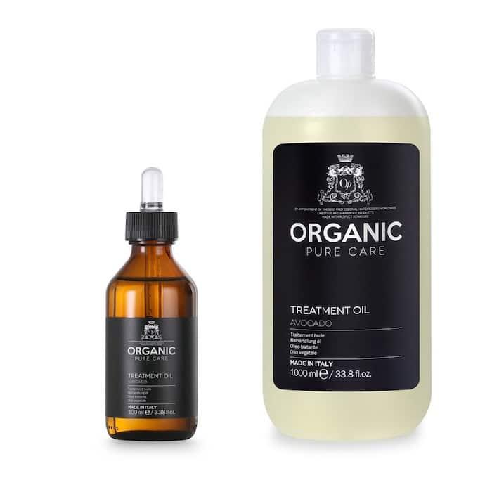 organic pure care CZYSTY OLEJEK Z AWOKADO