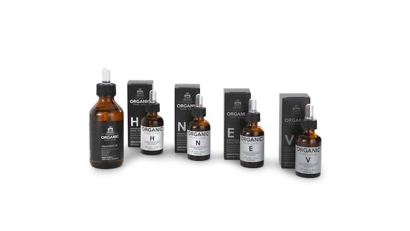 WELLNESS – MIESZANKI OLEJKÓW ETERYCZNYCH organic pure care