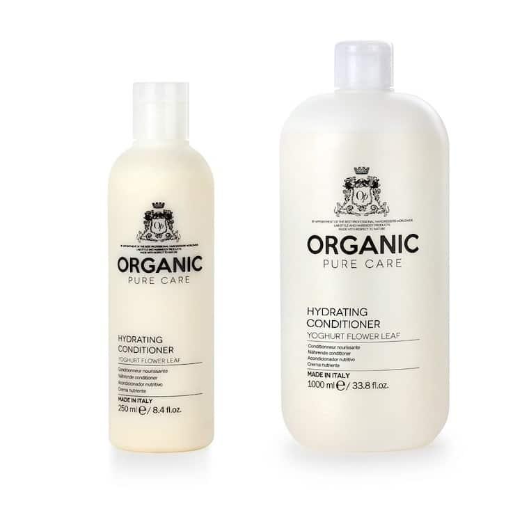 organic pure care hydrating conditioner