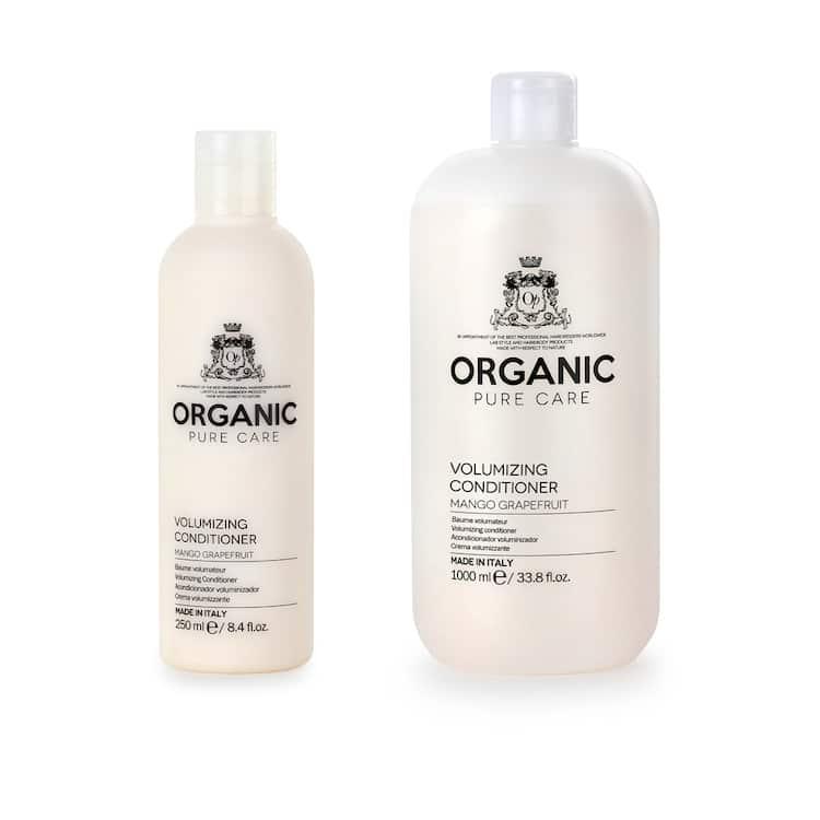 organic pure care volumizing conditioner