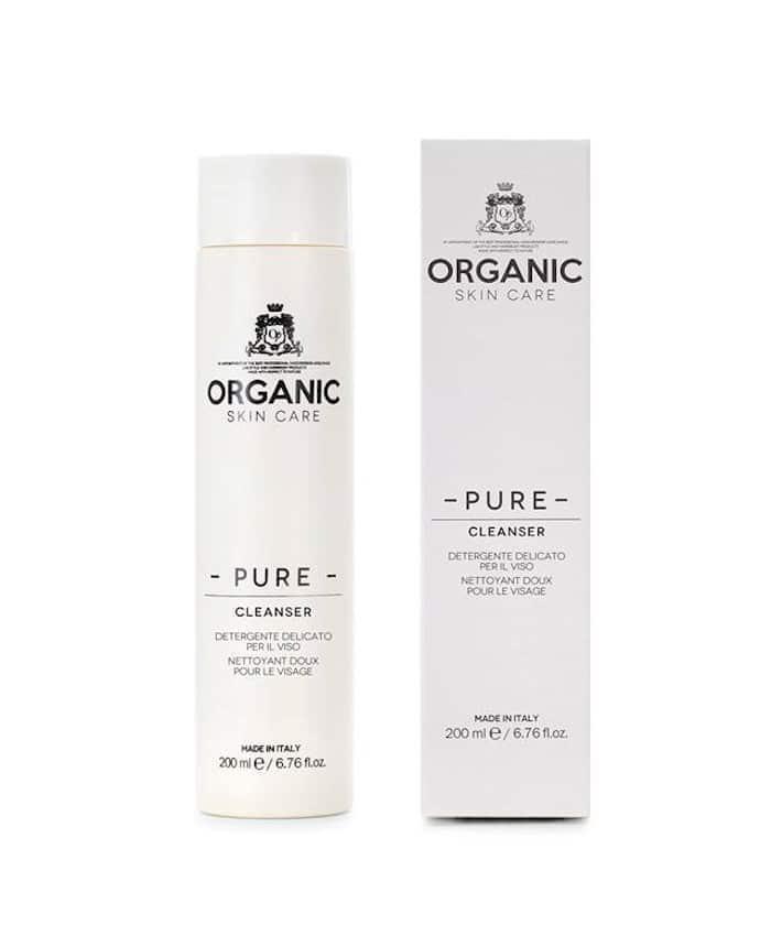 make up remover organic pure care